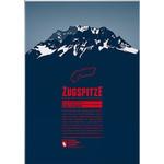 Marmota Maps Poster Zugspitze