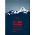 Marmota Maps Poster Watzmann
