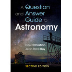 Livre Cambridge University Press A Question and Answer Guide to Astronomy
