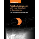 Livre Cambridge University Press Practical Astronomy with your Calculator or Spreadsheet