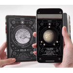 With the Augmented-Reality-App for your device you can explore further content.