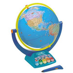 Learning Resources Globo terráqueo infantil GeoSafari Jr. Talking Globe 30cm