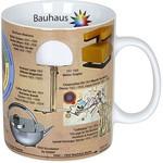 Könitz Mugs of Knowledge Bauhaus (Englisch)