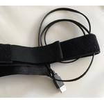 """Lunatico Fascia riscaldata ZeroDew  16"""" heating band  - USB"""