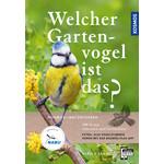 Kosmos Verlag Welcher Gartenvogel ist das?