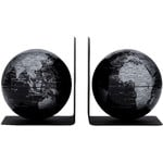 emform Book Globe Black 15cm
