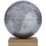 emform Globo Platon Oak Silver 25cm