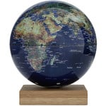 emform Globo terráqueo Platon Oak Physical 25cm