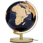 Globe emform Terra Aurum Light 25cm