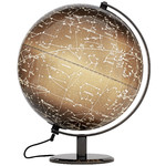 emform Globo terráqueo Milky Way Black Light 30cm