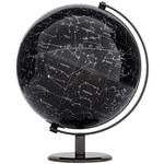 Globe emform Milky Way Black Light 30cm