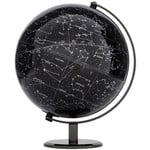 emform Globus Milky Way Black Light 24cm