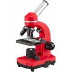 Microscope Bresser Junior Biolux SEL red