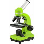 Bresser Junior Microscopio Biolux SEL verde