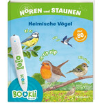 Tessloff-Verlag BOOKii Buch Heimische Vögel