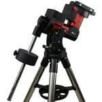iOptron Montura CEM40 GoTo with LiteRoc tripod and carrying case