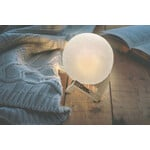 This Moon Lamp has a perceptible relief and spreads a comfy atmosphere!