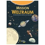 National Geographic Mission Weltraum