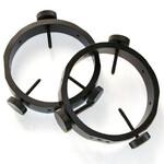 Colliers d'attache pour lunette de visée Lacerta 140mm