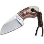 Böker Plus Cuchillos Outdoor Knive Gnome Stag