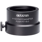 Opticron Adapterring Photoadapter Push fit 49.5 für HDF T zoom eyepiece