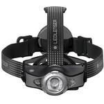 LED LENSER Lanterna para cabeça MH11 grey