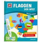 Tessloff-Verlag WAS IST WAS BOOKii Flaggen der Welt (Stickeratlas)