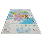 3Dmap 3D Karte La France Administrative