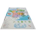 3Dmap Landkarte La France Administrative