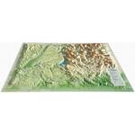 3Dmap 3D Karte Le Verdon