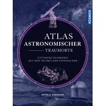 Kosmos Verlag Buch Atlas astronomischer Traumorte