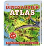Dorling Kindersley Dinosaurier-Atlas
