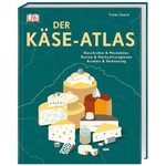 Dorling Kindersley Der Käse-Atlas