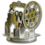 AstroMedia Bausatz Der Stirling-Motor