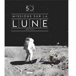 Livre Eyrolles Missions sur la Lune