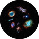 Redmark Diapositiva per planetari Bresser e NG con diverse Nebulose