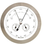 Fischer Weather station Stainless steel