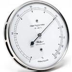 Fischer Estação meteorológica Hair-Hygrometer Stainless Steel