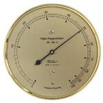 Fischer Weerstation Hair-Hygrometer brass