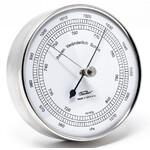 Fischer Statie meteo Barometer Stainless Steel