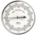 Fischer Weather station Barometer Stainless Steel