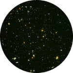 Redmark Hubble Ultra Deep Field slide disc for Bresser and NG Planetariums