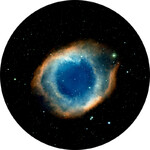 Redmark Helix Nebula slide disc for Bresser and NG planetariums