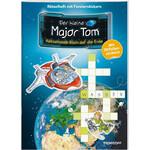 Tessloff-Verlag Der kleine Major Tom. Rätselspaß Blick auf die Erde