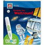 Tessloff-Verlag BOOKii WAS IST WAS Junior Entdecke den Weltraum