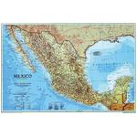 National Geographic Mappa Messico