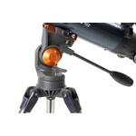Montatura con aggancio per telescopio