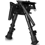HAWKE Trípode de mesa Tilt Bipod with lever adjustment low 15-23cm