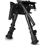 HAWKE Swivel & Tilt Bipod with lever adjustment low 15-23cm