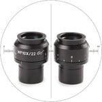 Euromex NZ.6210-CM, 10x/23 mm SWF, Mikrometer, Fadenkreuz, (Nexius Evo)